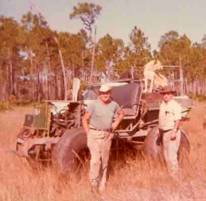 More Swamp Buggy